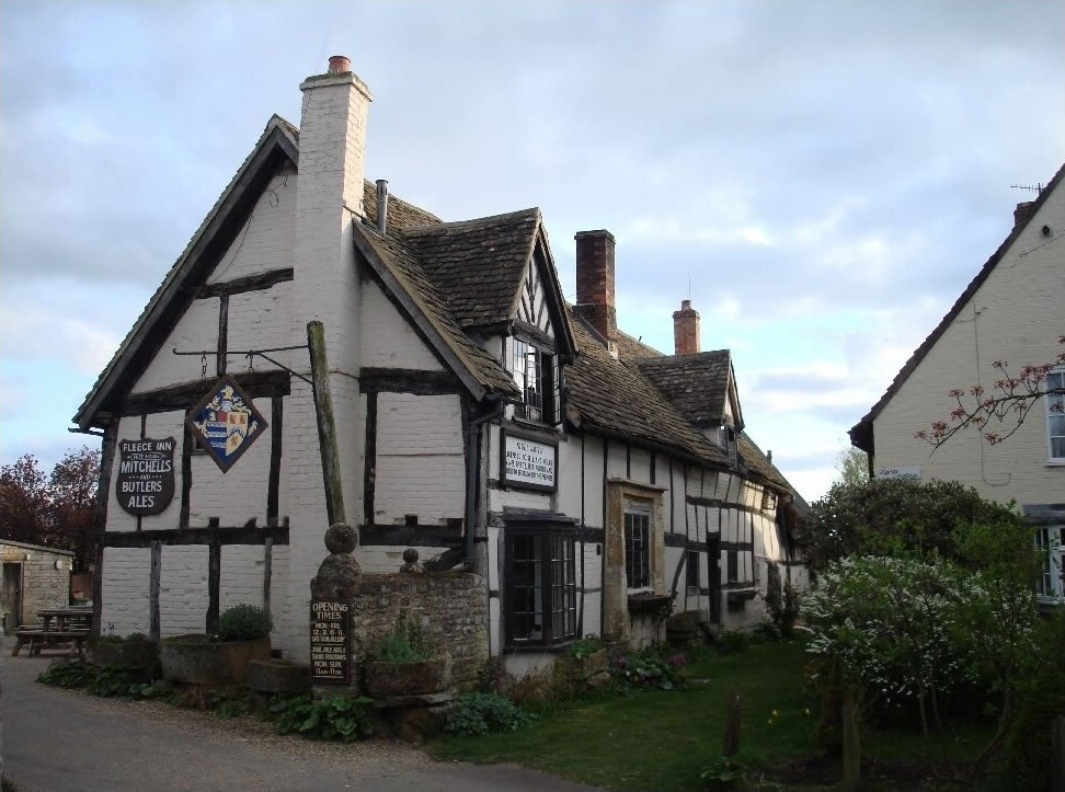 The Country Inns of England