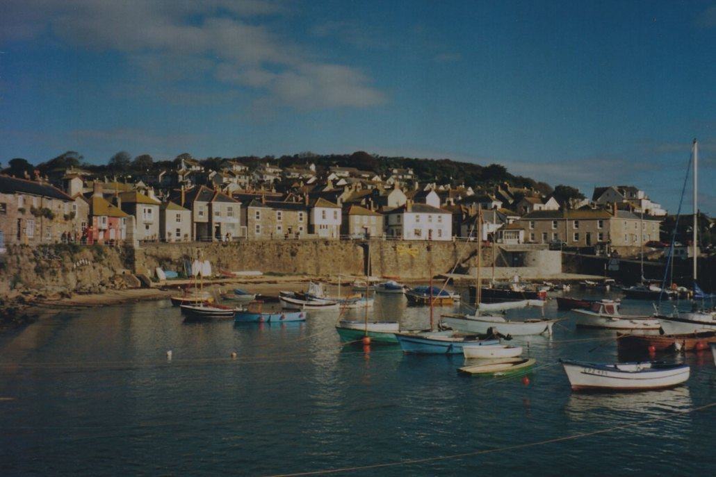 Homemade Holidays - The West Country by Train & Car