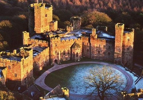 Homemade Holidays - Castles at Christmas